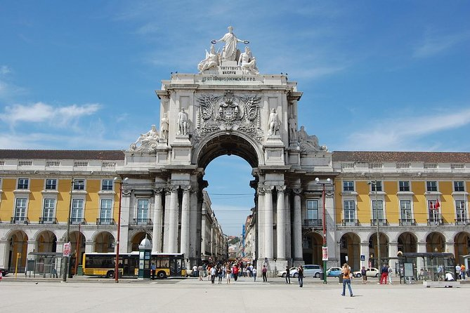 1 to 8 person private tour of Lisbon & Belém & Jerónimos