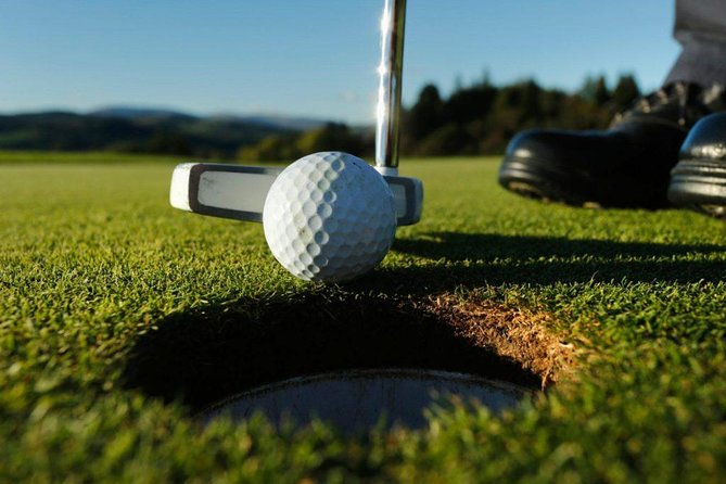 India Holiday with Golf