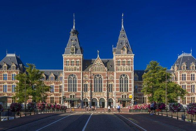 Rijksmuseum Amsterdam Entrance Ticket