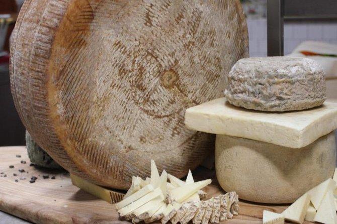 Pienza: Pecorino Cheese Tour and Tasting in a Farm