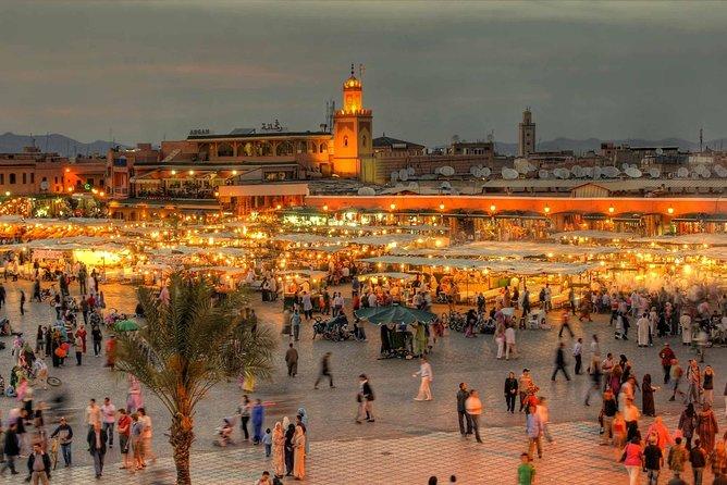 7 day Marrakesh tour to desert via Casablanca and Fes