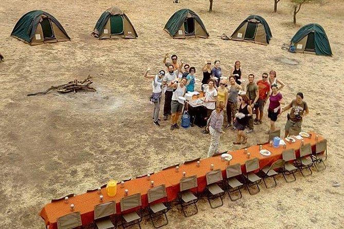 3 Days: Mikumi Wildlife Safari