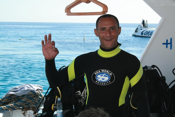 Scuba Diving - Certified Divers inc Lunch/Drinks