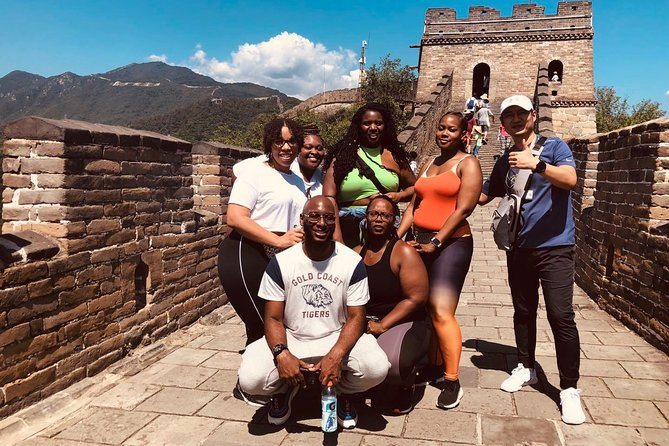 Skip the line Mutianyu Great Wall small group tour