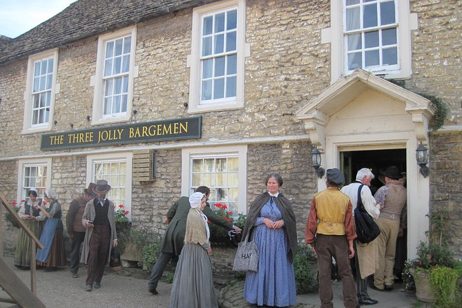 Movie making at Lacock National Trust village. So much drama - Harry Potter, Pride and Prejudice and the Downton Abbey Film!