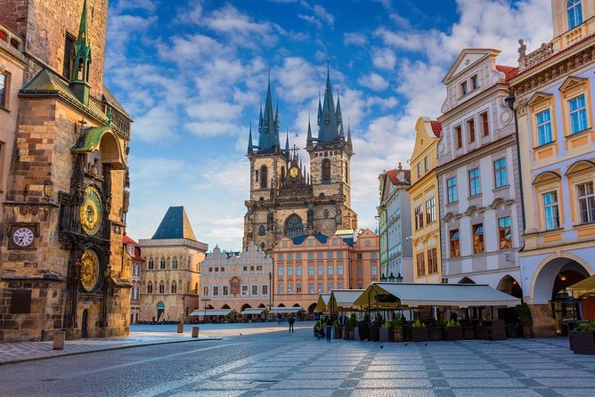 Private Prague Airport Arrival Transfer