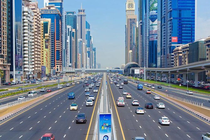 Dubai Drive Around Sightseeing Tour
