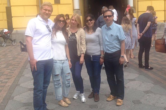 Small-Group Sightseeing Driving Tour of Kiev - Best Introduction to the City photo 3