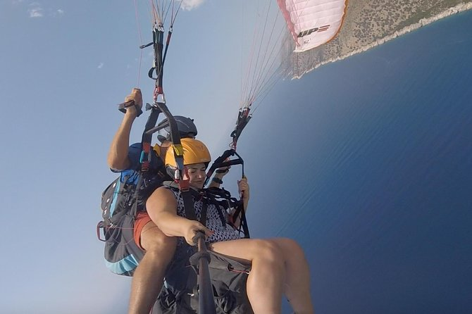Fly Tandem Paragliding From Vlore Albania