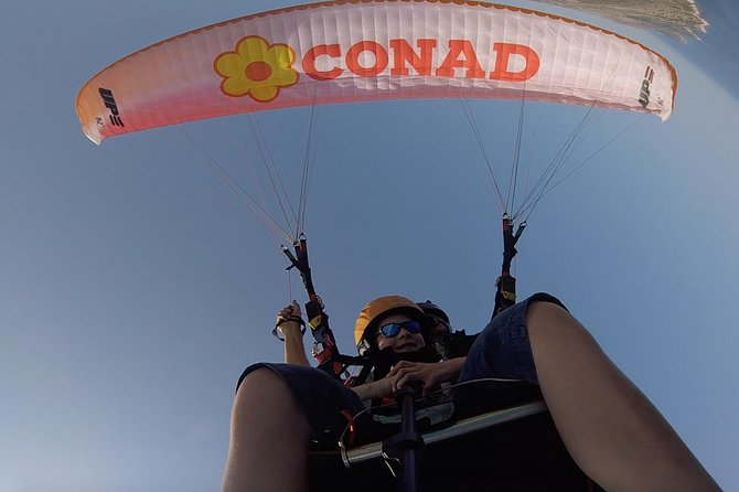 Fly Tandem Paragliding Fromm Vlore Albania