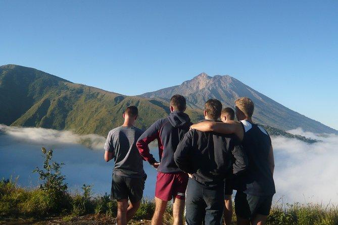 Mount Rinjani Trekking 2D1N To Crater Rim - Tetebatu