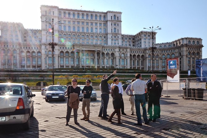 Private Walking Tour: Essential Bucharest + Hidden Gems