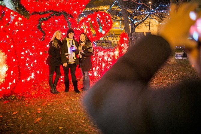 Christmas Past, Present and Future Light Tour