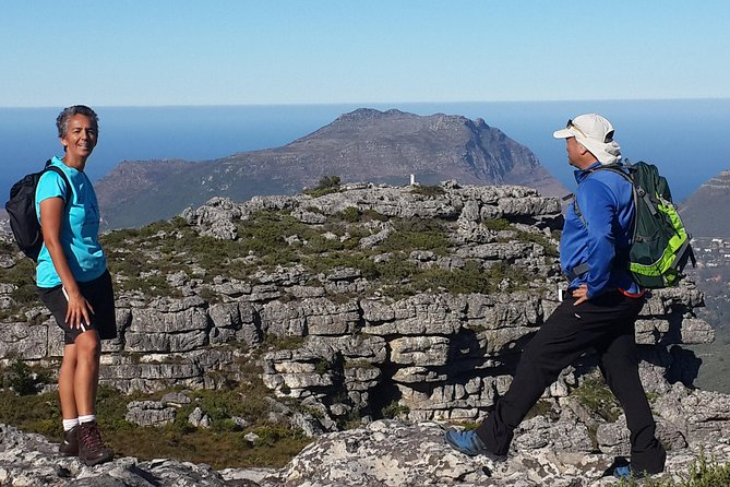 Walk on the Back Table of Table Mountain