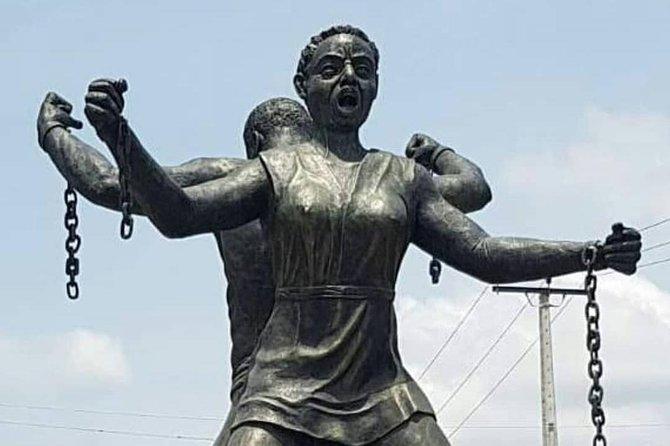 Historische Tagestour der Stadt Badagry von Lagos