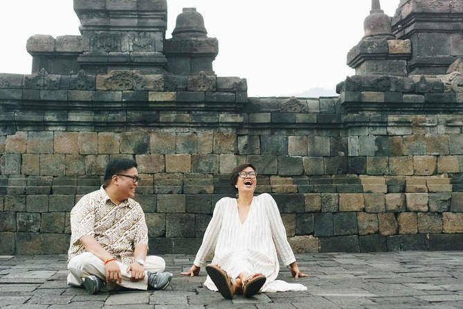 Explore Borobudur Temple with Yogyakarta Professional Photographer photo 2