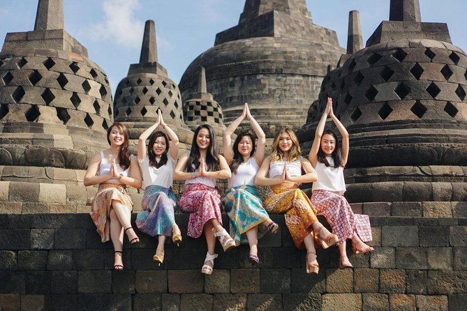 Explore Borobudur Temple with Yogyakarta Professional Photographer photo 4