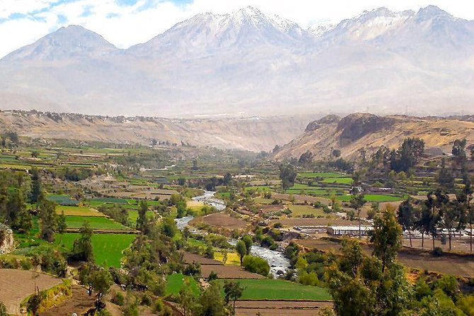 Arequipa and Colca at your reach 4 days and 3 nights