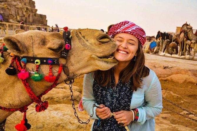 Private Day Tour To The Pyramids, Camel Ride,egyptian Museum, Citadel And Lunch