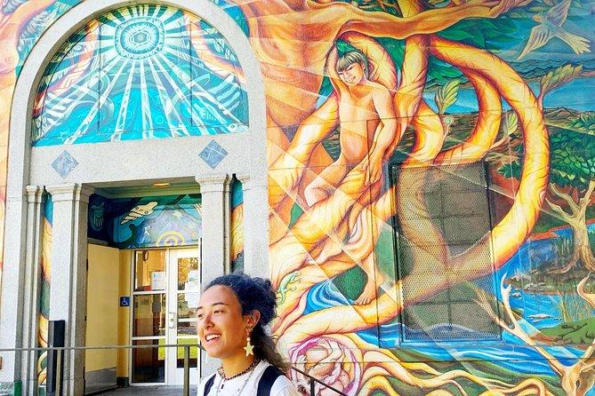 Street Art Tour: Mission Murals and Graffiti