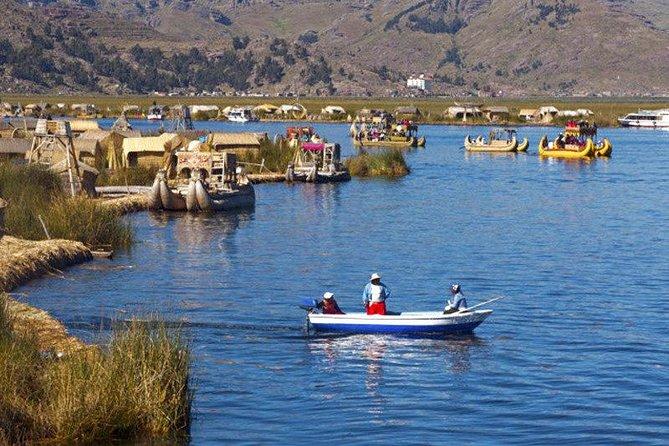 Puno: Sillustani, Amantani and Taquile 4 days and 3 nights