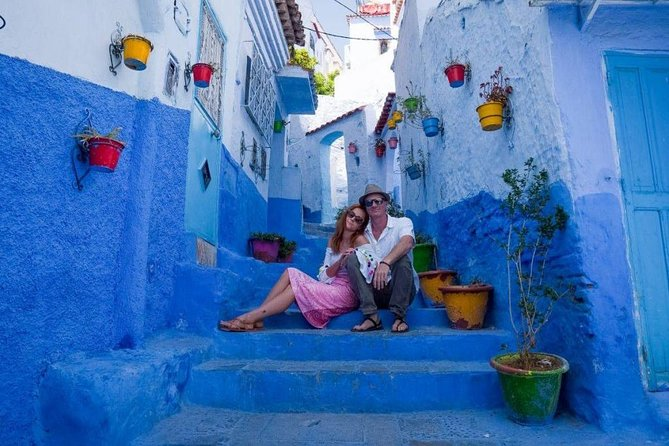 One Day Tour To The Blue City ( chefchaouen )