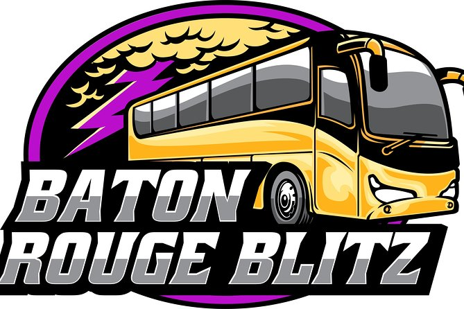 Baton Rouge Blitz LSU Football Express Bus photo 4