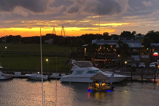 Charleston Harbor Sunset Cruise