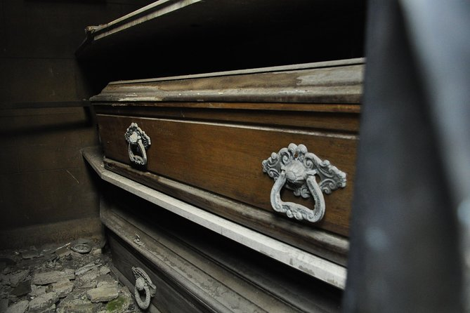 Recoleta Cemetery Tour from Buenos Aires