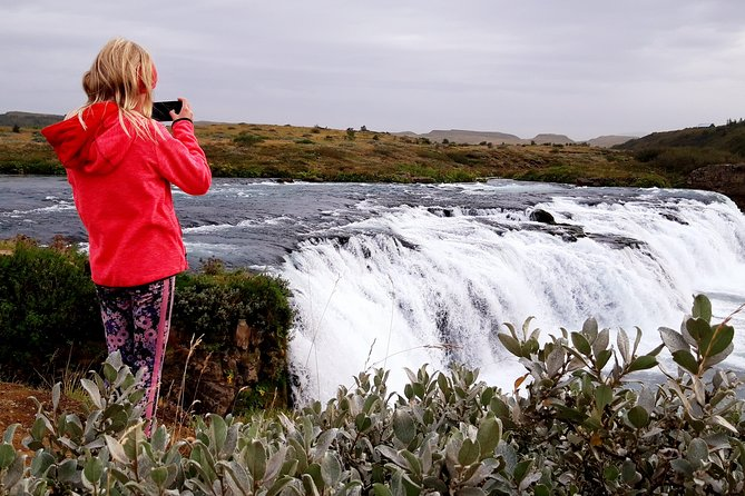Golden Circle & Traditional Icelandic Food Private Tour