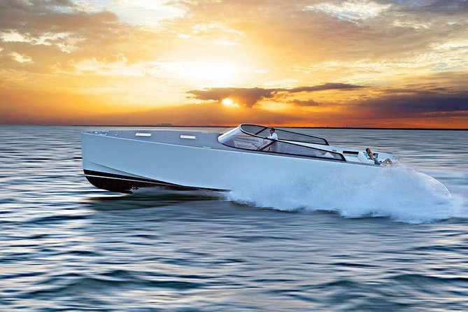 Private Luxury Powerboat sunset tour