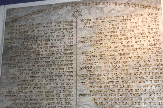 Jewish History, Chinatown, Kensington Market
