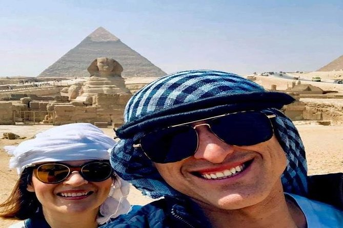 2-Days Private Guided Tour of highlights in Cairo and Giza