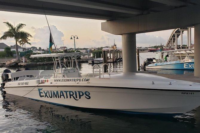 40 Private Charter Boat Half Day Tour in Nassau