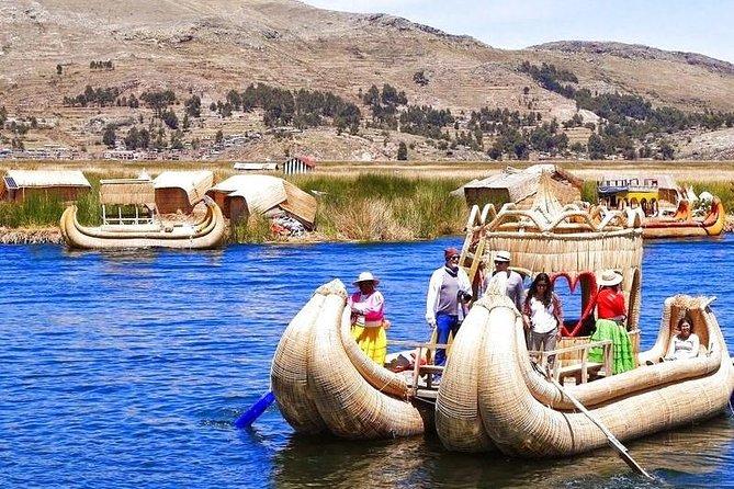 Titicaca Lake and Sillustani 4 days and 3 nights