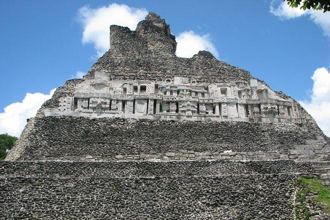 Xunantunich Maya Site with Local Tour guide