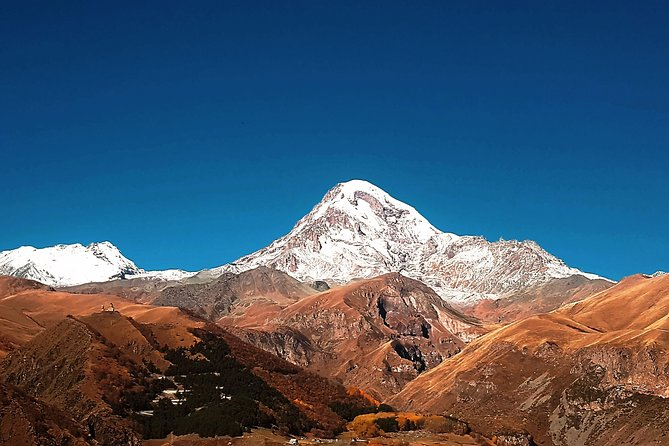 The great Kazbegi mount