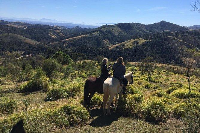 Équitation en petit groupe au départ de Paraty