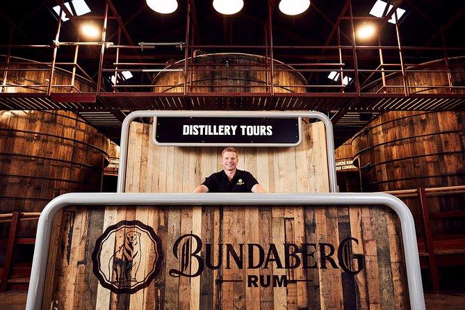 Bundaberg Rum Museum Admission Ticket