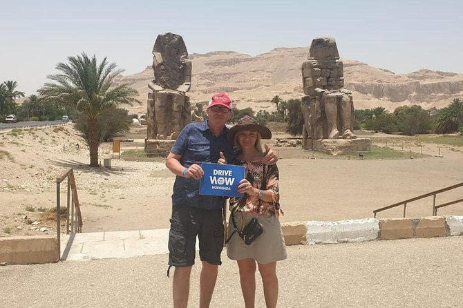 Luxor tour from Mars Alam