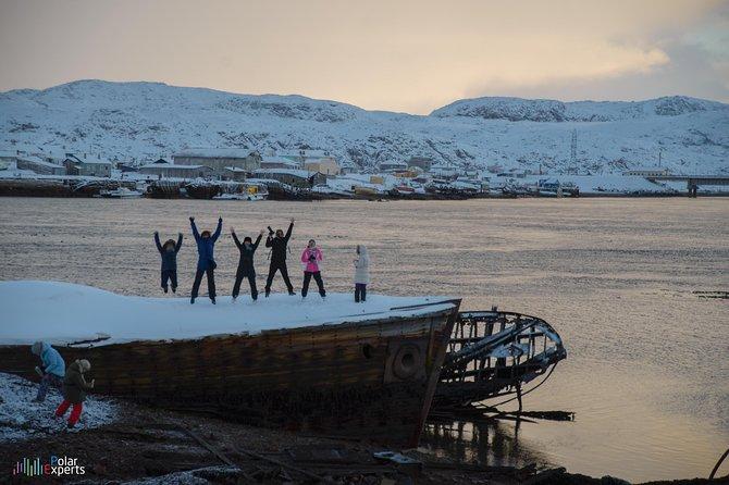 Arctic Ocean Adventure. To the Edge of the World. Teriberka