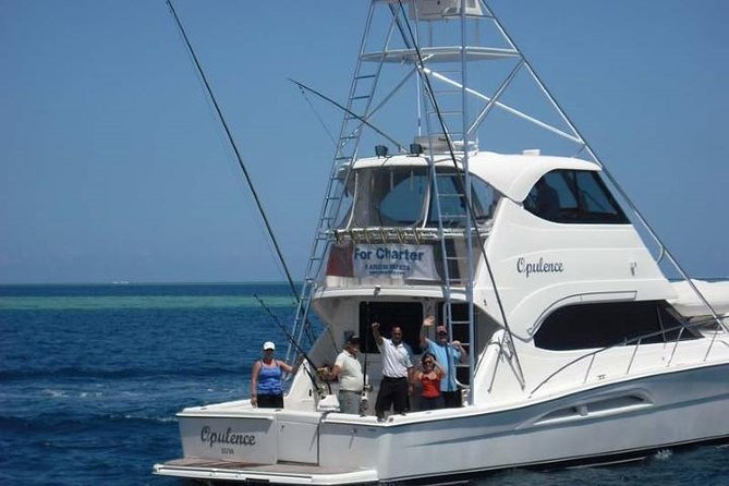 Punta Cana Deep sea fishing, catch a great adventure! photo 4