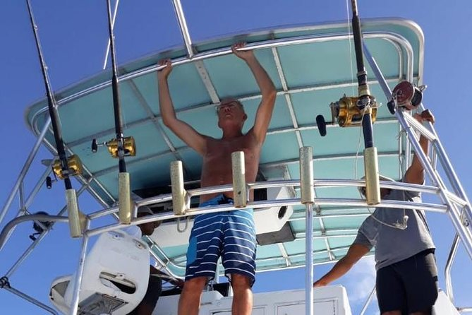 Punta Cana Deep sea fishing, catch a great adventure! photo 11