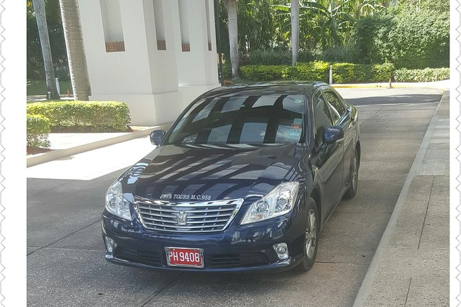 Private Airport Transfer To Holiday Inn Resort