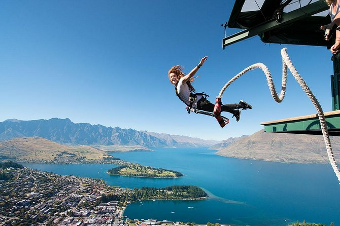 The Ledge - Queenstown's Sky Swing