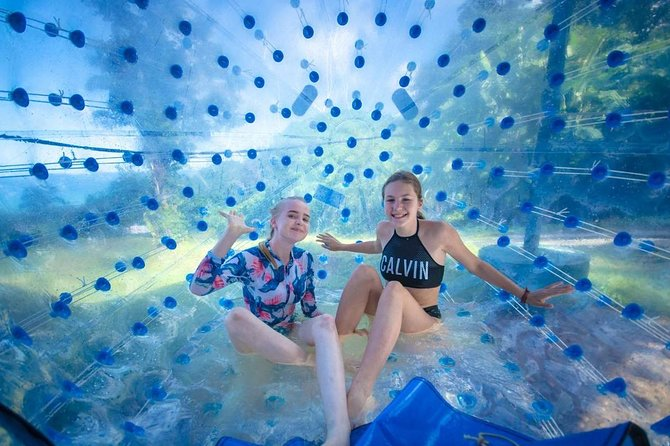 Zorbing Experience at Rollerball in Phuket
