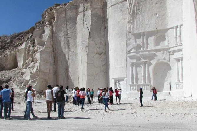 Awesome Sillar Route In Arequipa