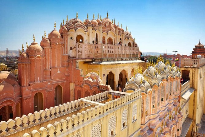 Private Full Day Tour of Jaipur with Guide