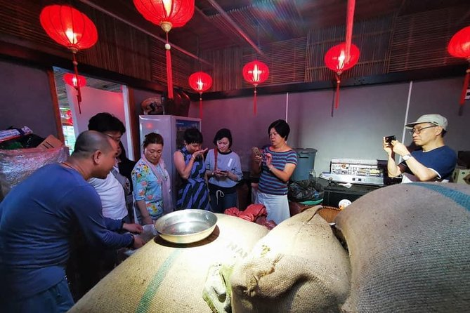 Coffee making and tasting experience