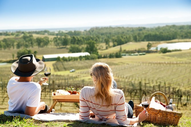 Audrey Wilkinson Vineyard: Picnic with Wine Masterclass Tasting